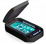Swisstek UV-Clean Phone Sanitizer + Wireless Charger $50