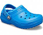 Crocs - Extra 25% Off Everything: Kids' Classic Lined Clog $13 (Org $35) & More