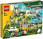 Legoland Lego Exclusive Set 40346 Building Set $65