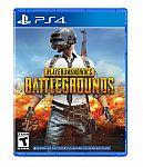 Playerunknown's Battlegrounds Game (PS4) $10