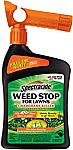 Spectracide 32 oz Weed Stop Or 1-Gal Bug Stop $5 & More
