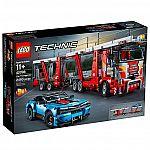 LEGO 42098 Technic Car Transporter (2493 Pieces) $129.99 (Save $50)
