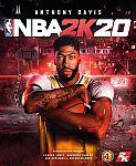 NBA 2K20 (All Platform) $20