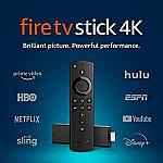 Amazon Fire TV Stick 4K $16.99