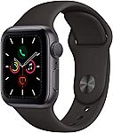Apple Watch Series 5 (GPS, 40mm) $349, 44mm $379 & Moer