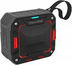 VisionTek Wireless IP65 Water Resistant 5W Bluetooth Speaker $14.99