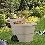 Suncast 15 Gallon Lawn Cart $28.33