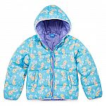 JCPenney Kids' Disney Jacket Sale: Girls' Frozen Jacket $20, Aladdin Jacket $12 & More