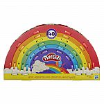 40-Pack of Play-Doh Ultimate Rainbow + $10 Walmart eGift Card $15