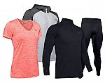 Woot Under Armour Apparel Sale - Women's Down Hooded Jacket $85 and more