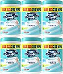 1200-Ct CleanCut Disinfecting Wipes $38.50