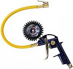 Tire Inflator, 3-in-1 Inflation Gun $4.50