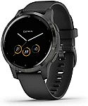 Garmin Vivoactive 4 and 4S GPS Smartwatch $269.99