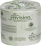 (Back) 80-Ct Georgia Pacific Envision 2-Ply Toilet Paper $34
