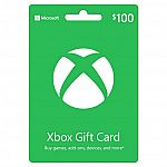 Xbox or PlayStation $100 Gift Card Digital Download $90