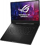 """Asus ROG Zephyrus G15 15.6"""" 240Hz Gaming Laptop (Ryzen 7 4800HS 16GB 1TB SSD GA502IV-XS76) $1399 (or $1260 for Student / Military)"""