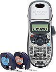 DYMO LetraTag 100H Plus Handheld Label Maker $16