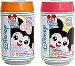 Disney Plush in Soda Can Package (2-Pack) $4.65