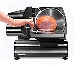 Chefman Die-Cast Electric Deli Food Slicer $30 + Free Shipping