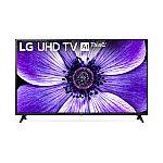 """LG 65"""" Class 4K UHD 2160P Smart TV 65UN6950ZUA 2020 Model $496"""