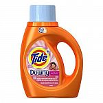 37oz Tide Liquid Detergent $3