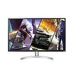 "LG 32UK50T-W 32"" Class 4K UHD FreeSync Monitor $299.96"