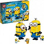LEGO Minions: Brick-Built Minions and Their Lair 75551 Building Kit (New 2020) $44.83 (Org $50)