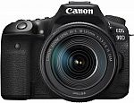 Canon 90D Digital SLR Camera with 18-135 is USM Lens (International Model) $1149