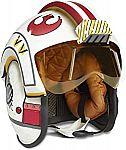 Star Wars Electronic Replica Luke Skywalker Battle Simulation Helmet $67 (Reg. $84)