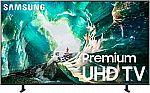 "Samsung RU8000 8 Series 75"" Premium 4K Smart UHD LED TV UN75RU8000FXZA (2019) $1099"