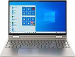 "Lenovo Yoga C740 2-in-1 14"" FHD Touch-Screen Laptop (i7-10510U 16GB 1TB SSD Win10Pro 81TC00C4US) $899"