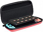 AmazonBasics Carrying Case for Nintendo Switch & Accessories $5.50