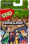 UNO Minecraft Card Game $5.09