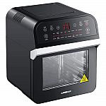 GoWISE USA Electric Air Fryer Oven with Accessories $99