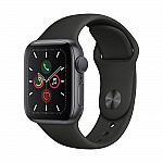 Apple Watch Series 5 (GPS 40mm) $285 with Red Card Discount