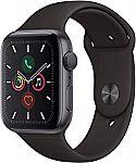 Apple Watch Series 5 (GPS 40mm) $299.99