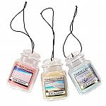 3-pack Yankee Candle Car Jar Ultimate Hanging Air Freshener $6.76 (Org $11)