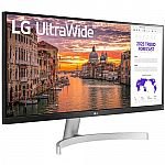 """LG 29"""" UltraWide FHD IPS Monitor with HDR10 $249"""