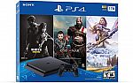PlayStation 4 Slim 1TB Console - Only On PlayStation Bundle $299.99
