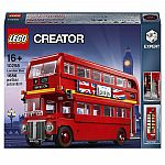 LEGO Creator Expert: London Bus (10258) $120