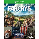 Far Cry 5 Standard Edition - Xbox One $9.99 (Org $40) & More