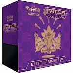 Pokemon TCG Elite Trainer Box XY - Fates Collide Trainer Box $19