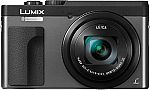 Panasonic LUMIX DC-ZS70 20.3-Megapixel Digital Camera $223