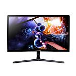 """Acer 24"""" AOPEN HC1 Curved 144Hz 4ms Gaming Monitor - 24HC1QR Pbidpx $149.99"""