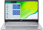 Acer Swift 3 Thin & Light 14'' FHD IPS Laptop (Ryzen 7-4700U 8GB 512GB SSD) $649.99