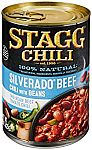 12-Pack Stagg Silverado Beef Chili with Beans, 15 Ounce $11.15