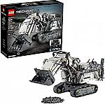 LEGO Technic Liebherr R 9800 Excavator 42100 Building Kit (4,108 Pieces) $335