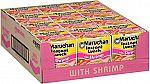 12-Pack Maruchan Instant Lunch Shrimp Flavor, 2.25 Oz $4