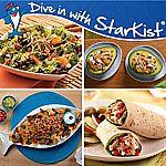 8-Pack StarKist Chunk Light Tuna in Water, 5 oz Can $6