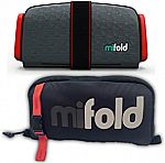 mifold Grab-and-go Car Booster Seat with Carry Bag $24